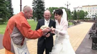 Молодечно.Весёлые кришнаиты.(Maladziechna, Belarus)