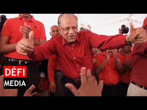 Ramgoolam: « Le PTr ira seul aux prochaines élections législatives »