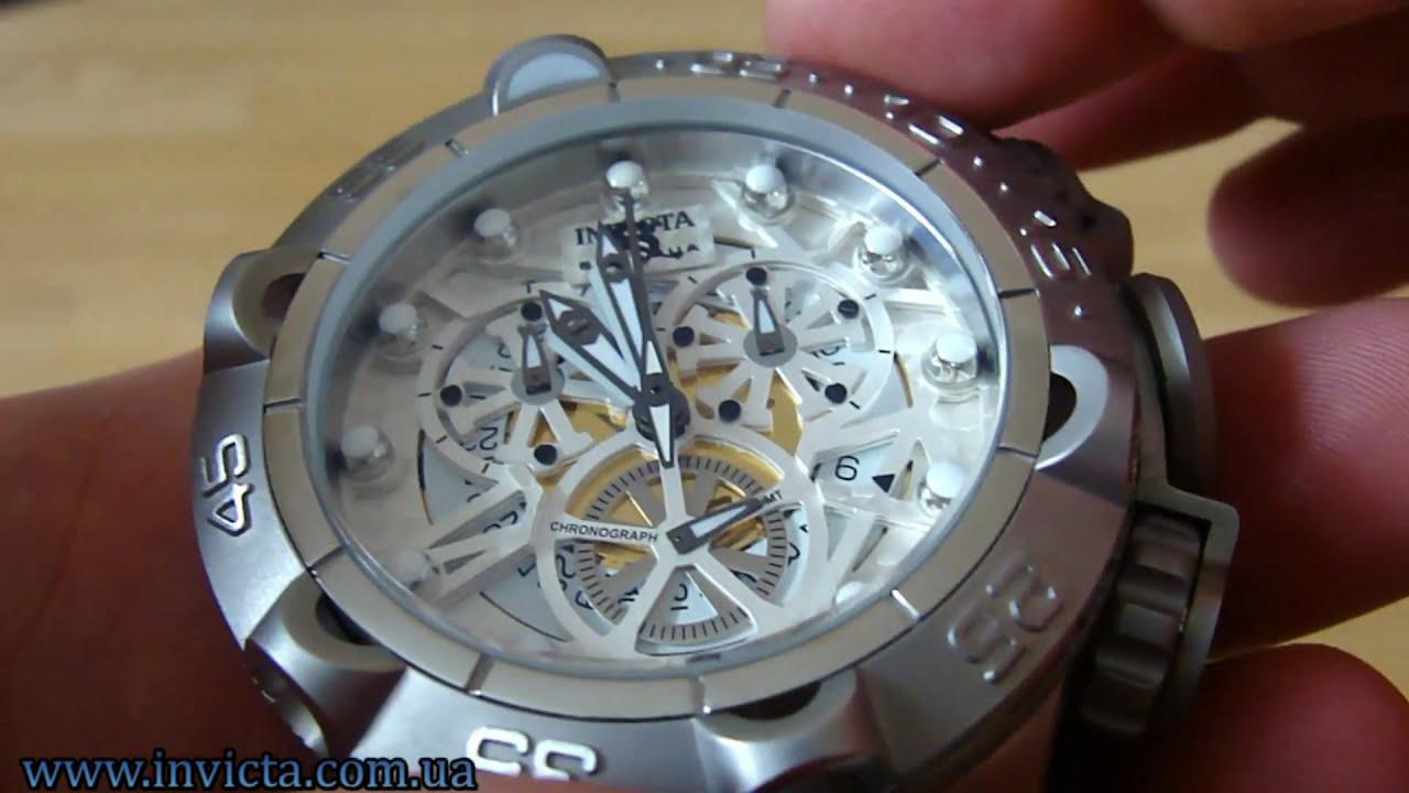 72f9315ef00 Invicta 12904 Subaqua Noma V Chronometr Chronograph Swiss Made - YouTube