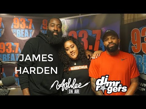 Ashlee Young - WATCH: James Harden on JHTown Weekend, Rap, Nipsey, Giving that $10k & More
