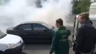 В Киеве на АГЗП