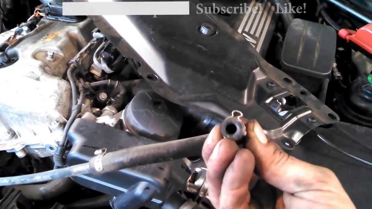 Radiator Replacement Bmw 525i 2004 2007 Install Remove