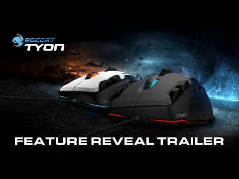 ROCCAT Tyon | Official Feature Reveal Trailer