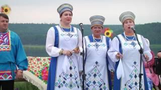 """Тема дня"" Играй гармонь, звени частушка 2017"