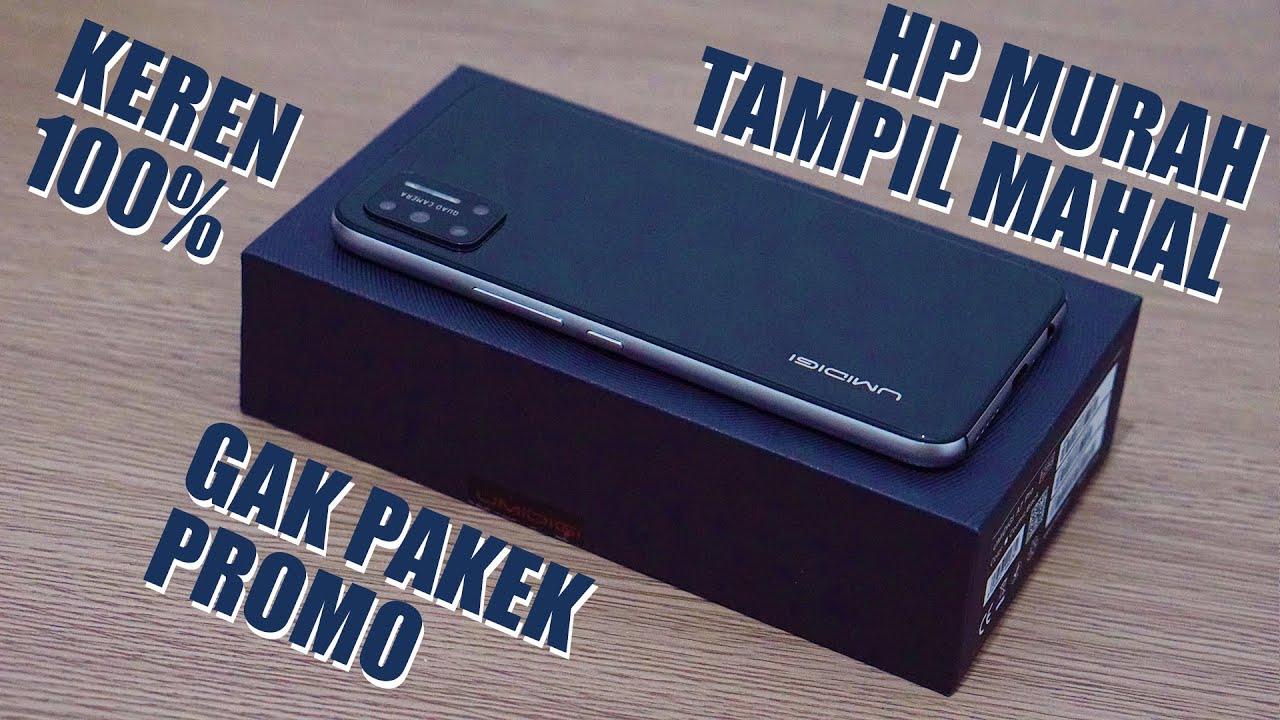 """HP Murah Mulai Tampil Flagship Harga 1 Jutaan """"Ini Baru Keren 100%"""" Unboxing & Review"""