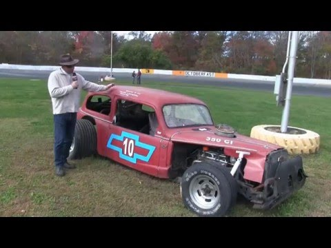 Mahoning Valley Speedway  Eric Kocher