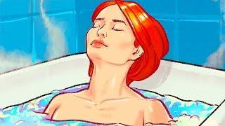 入浴の消費カロリーは30分ウォーキングと同じ!?