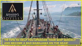 Assassin's Creed Odyssey- 10 Tips To Help You Out On The Open Seas