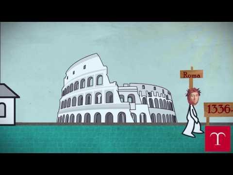 La vita di Francesco Petrarca