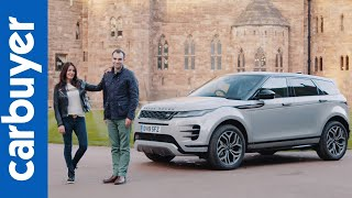 Range Rover Evoque SUV 2019 in-depth review - Carbuyer