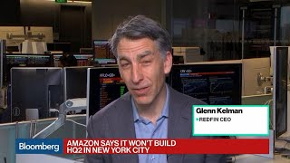 Amazon Scrapping HQ2 in NYC Is a Wake-Up Call to Tech, Redfin CEO