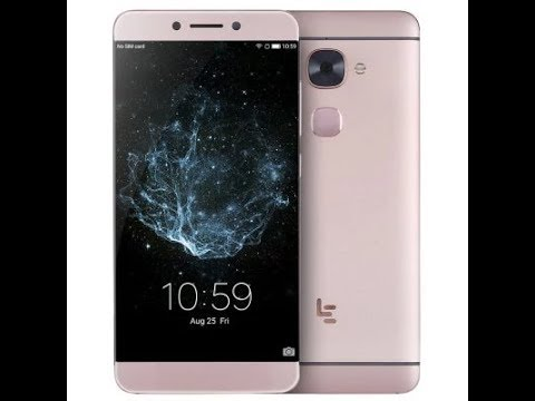 LeEco Le S3 X626 4G Phablet ROSE GOLD lindo