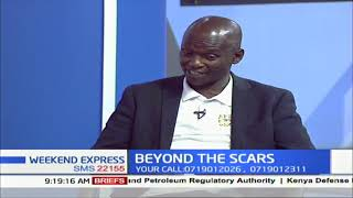 Beyond the scars: Kaberia tells his story after spending 13 years in prison part 2