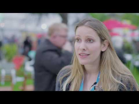 Laura Bates Interview at the Edinburgh International Book Festival