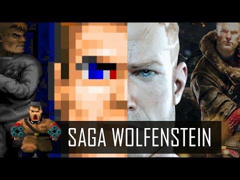 SAGA WOLFENSTEIN : A EVOLUÇÃO DO FPS - PARTE 2/2