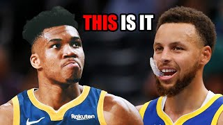 What Giannis Antetokounmpo NEEDS To Do RIGHT NOW (Ft. Steph Curry and NBA Pace)