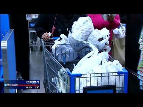 Dallas to discuss bag ban