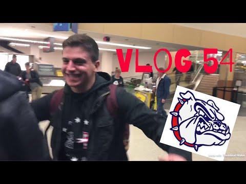 A Typical Week At Gonzaga University  - Vlog 54