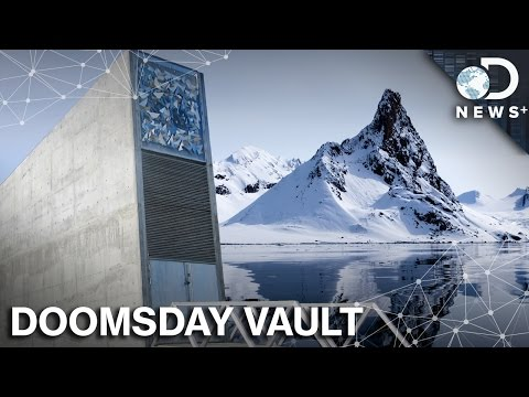 Why Is There A Seed Vault In The Arctic Circle?