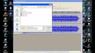Видеоурок Audacity: Делаем из моно стерео-трек