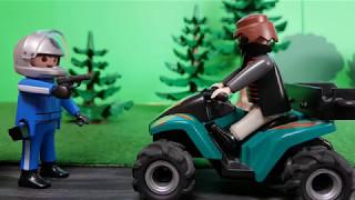 Playmobil Polizei Ausbruch aus dem Gefängnis Folge 18