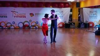 Танго-Запах женщины (Por Una Cabeza) choreo by Vladlena Volkova
