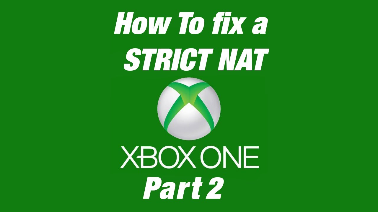 how to change strict nat