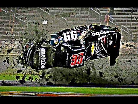 NASCAR Last Lap Crashes