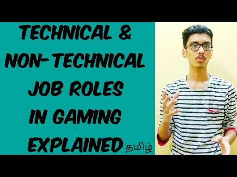 career-path-in-gaming-industry-|-technical-and-non-technical-jobs-in-gaming-|-tamil