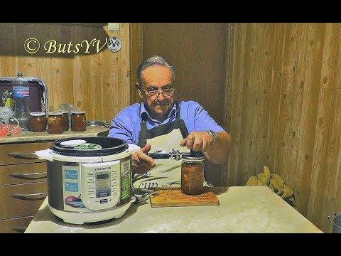 Рыбные консервы в мультиварке в домашних условиях