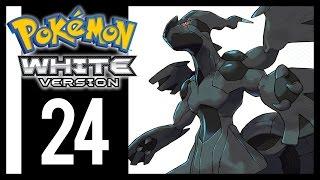 Pokemon White Gameplay - Part 24 - Climbing (Let