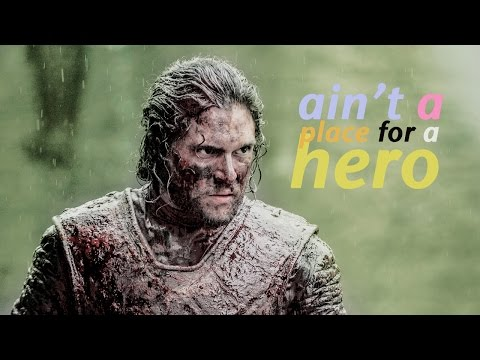 Ain't a place for a hero | Tribute to Jon Snow