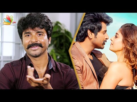 We couldn't stand for even 20 secs! : Sivakarthikeyan Interview | Velaikaran Shooting, Nayanthara