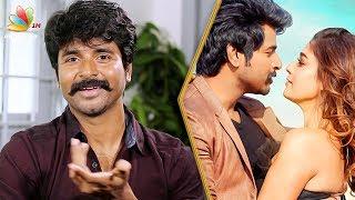 We couldn't stand for even 20 secs! : Sivakarthikeyan Interview | Velaikaran Shooting, Nayanthara