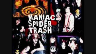 Rat Rotted Mind-Maniac Spider Trash