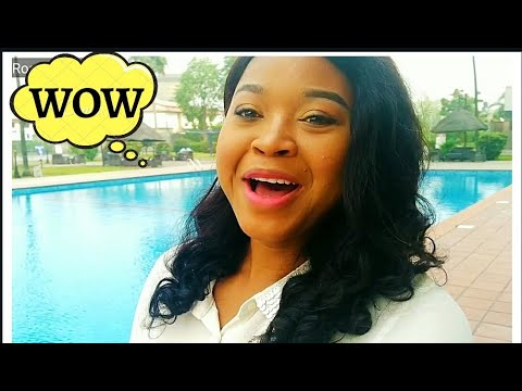 Living In Nigeria, Port Harcourt, VISIT TO A LUXURY Hotel Presidential #nigerianyoutuber #phcity