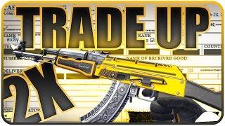 Jorgo bringt uns Glück?! 2x AK-47 Fuel Injector Tradeups!
