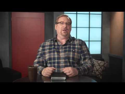 Pastor Rick Warren Delivers Final Mars Hill Message