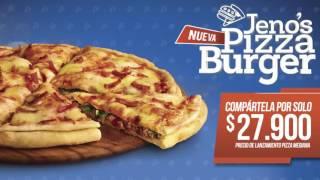 Nueva Jeno's Pizza Burger