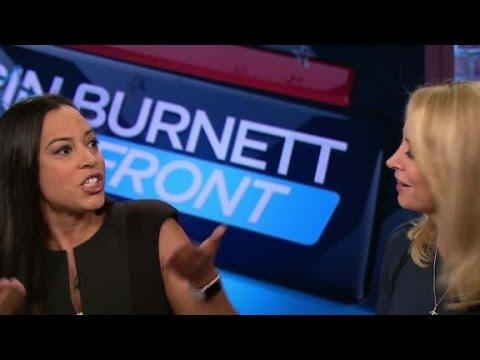 CNN commentators heated debate over rape culture