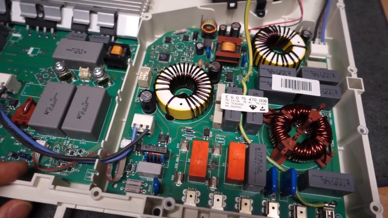 Ep 5 Teka Induction Hob Repair (IR645)   YouTube