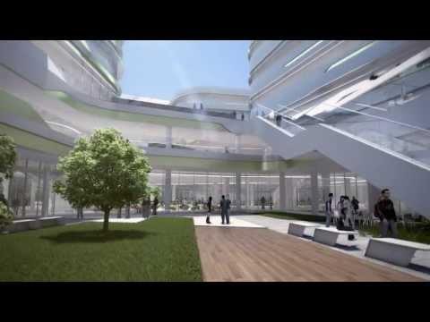 SUTD East Coast Campus Flythrough