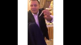 Крутой фокус с сигаретой