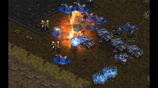 LiquidNazgul (P) v ret (T) on Destination - StarCraft  - Brood War REMASTERED 2019