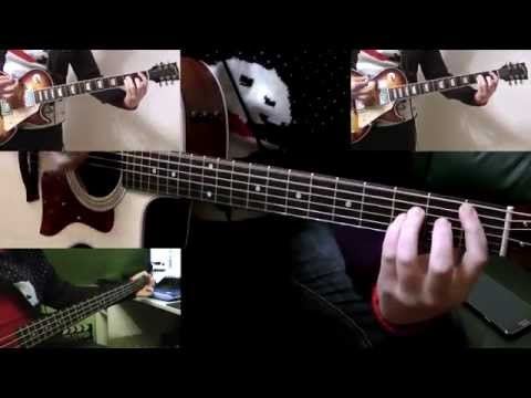 Nickelback | Rockstar | Guitar & Bass Cover [HD]