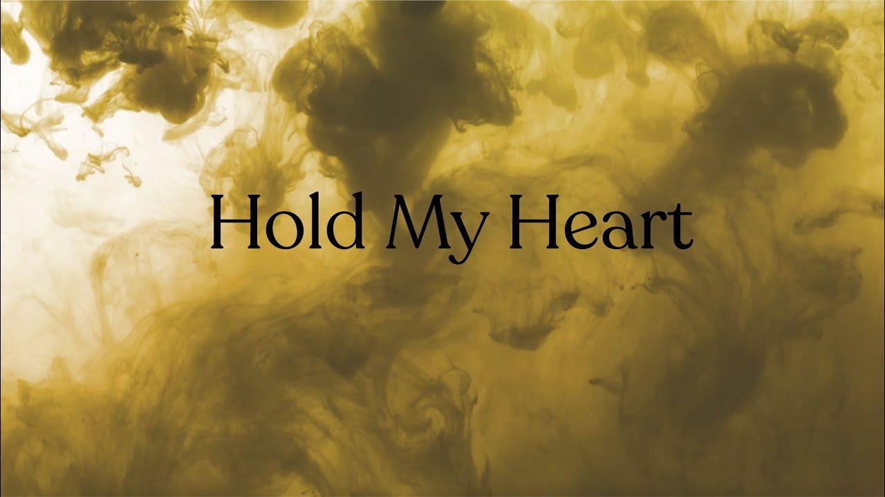 Hold My Heart (Official Lyric Video) - Debora Sita