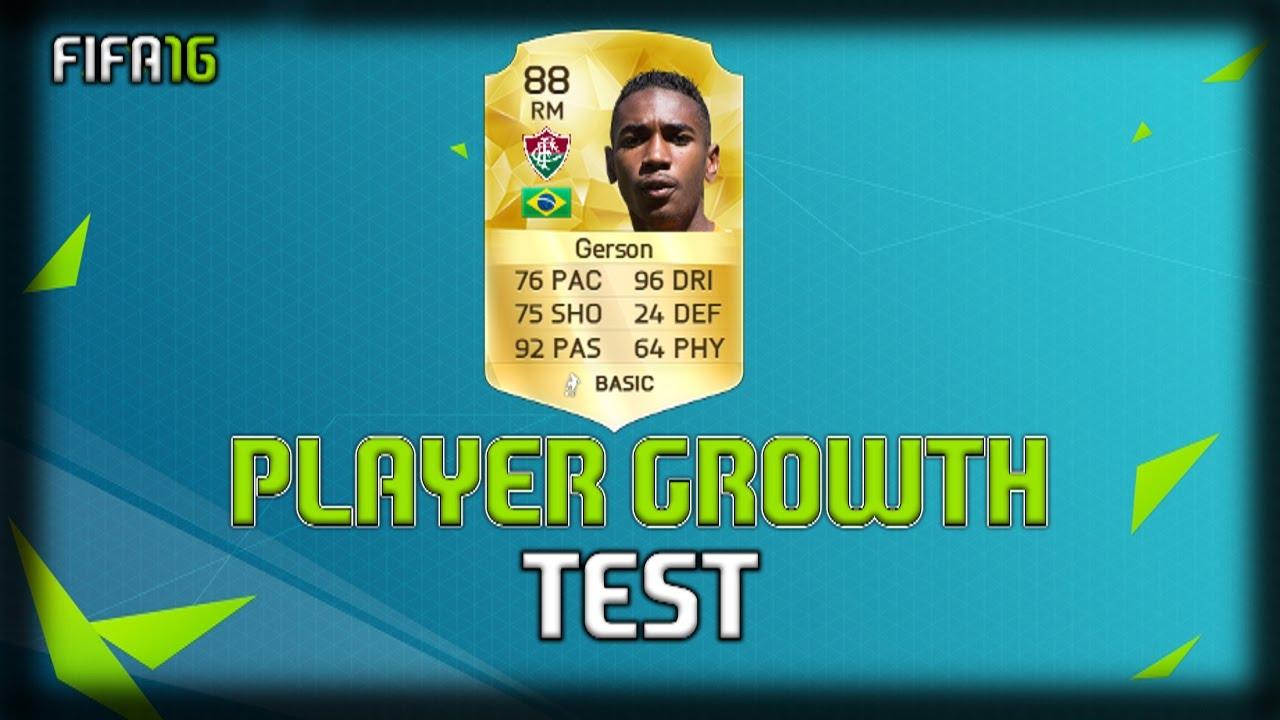 FIFA 16 Gerson
