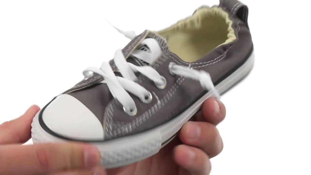 Converse Kids Chuck Taylor® All Star® Shoreline Slip (Little Kid Big Kid)  SKU 8459123 - YouTube 4249971e1