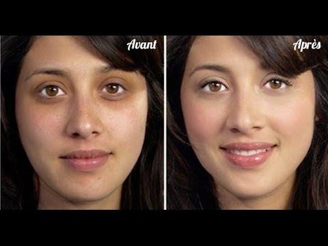 Favori REGARDEZ les MIRACLES de BICARBONATE sur le visage - YouTube WI09