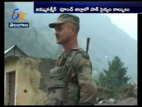 Pakistan violates ceasefire in Jammu and Kashmir's Krishna Ghati sector   2 soldiers killed